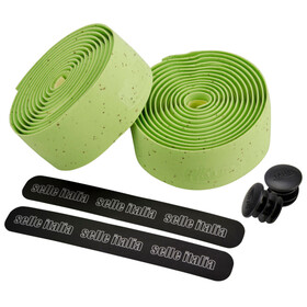 Selle Italia Smootape Corsa Styretape Eva Gel 2,5 mm Grønn